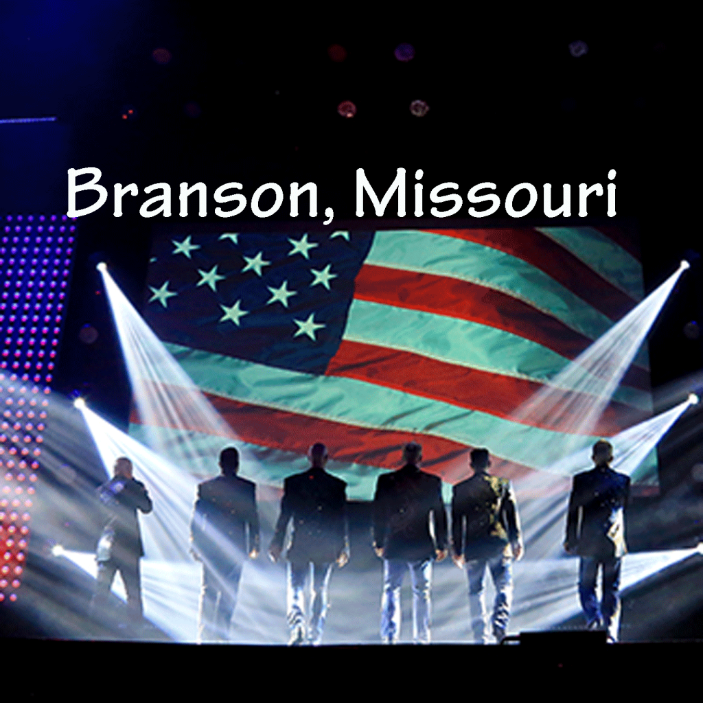 Branson Missouri - 50 theaters - 100 live shows weekly