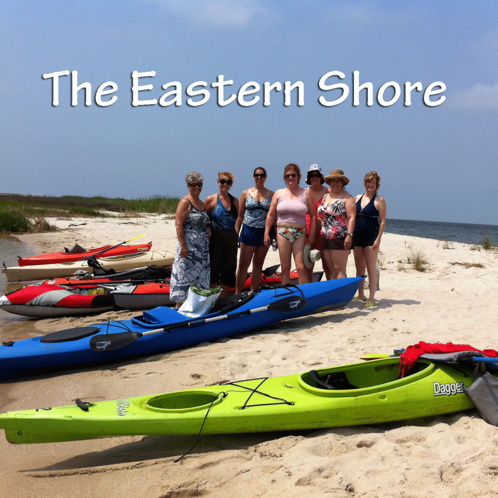 Travel Hags on the Eastern Shore