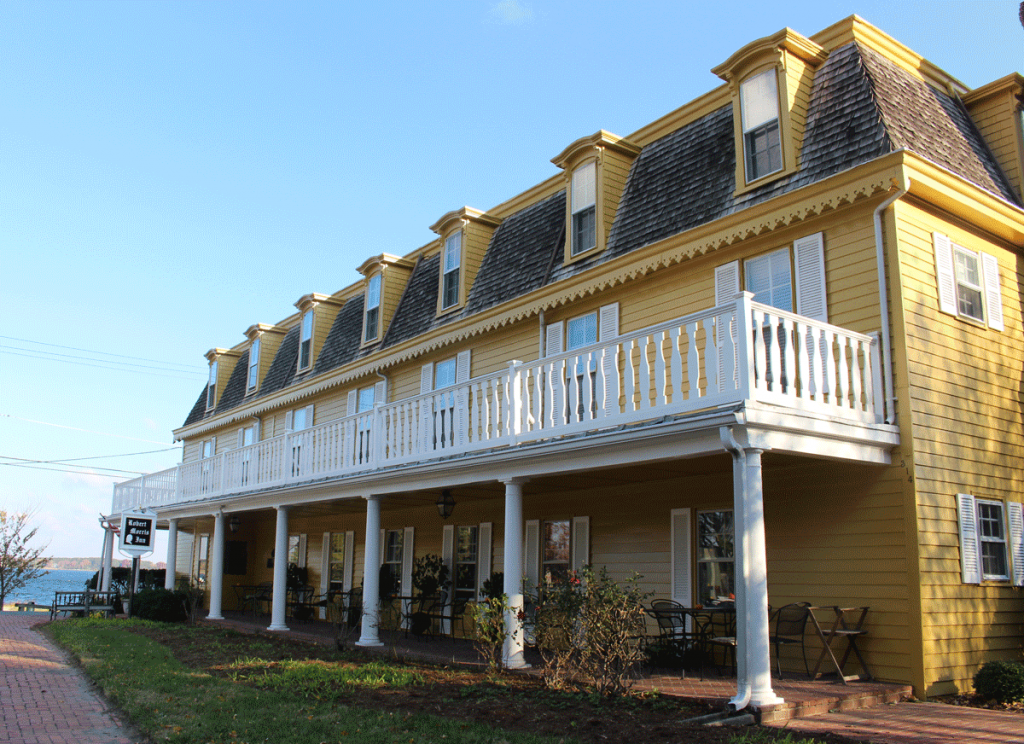 The Robert Morris Inn - Oxford Maryland